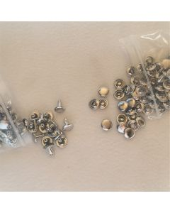 Zelor Double Cap Rivets